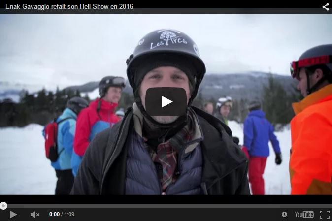 Enak Gavaggio-heli show 2016