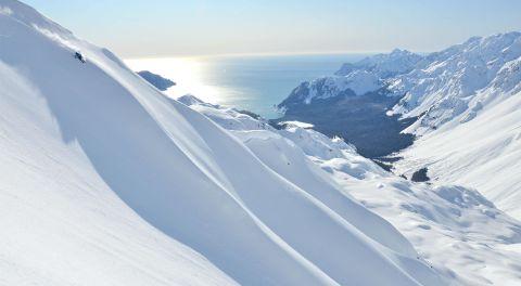 Héliski Alaska