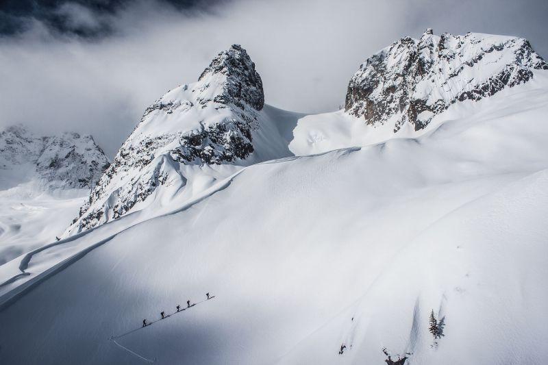 Ski de randonnée Canada CMH