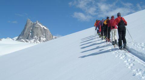 Ski de randonnée Canada