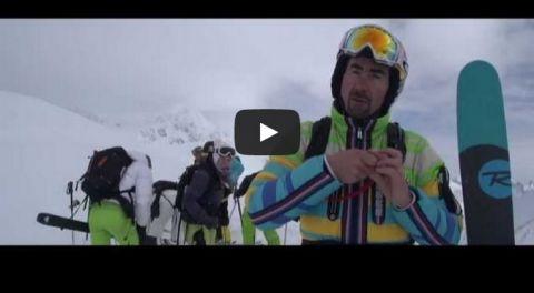 Vidéos – Luc Alphand chez CMH
