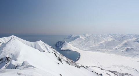 Héliski Kamchatka