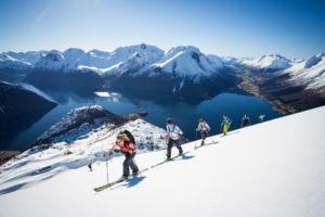 Ski de randonnée Sunnmore Alps