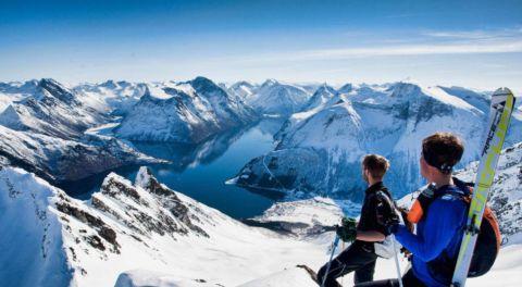 Ski de randonnée Norvège