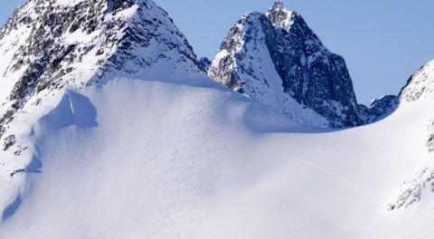 Ski de randonnée Groenland
