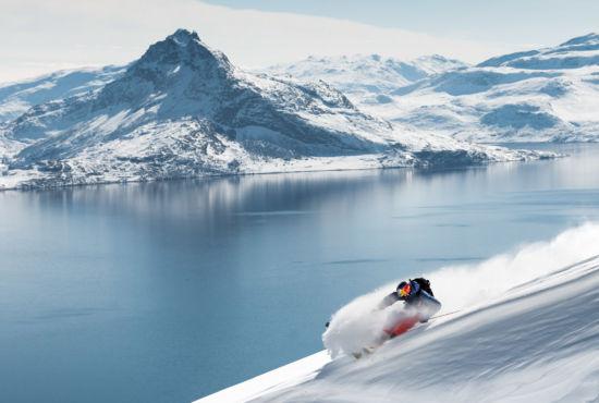 Ski Voile Groenland