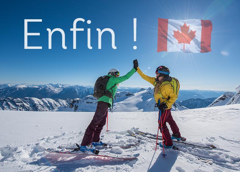 Ouverture frontière Canada